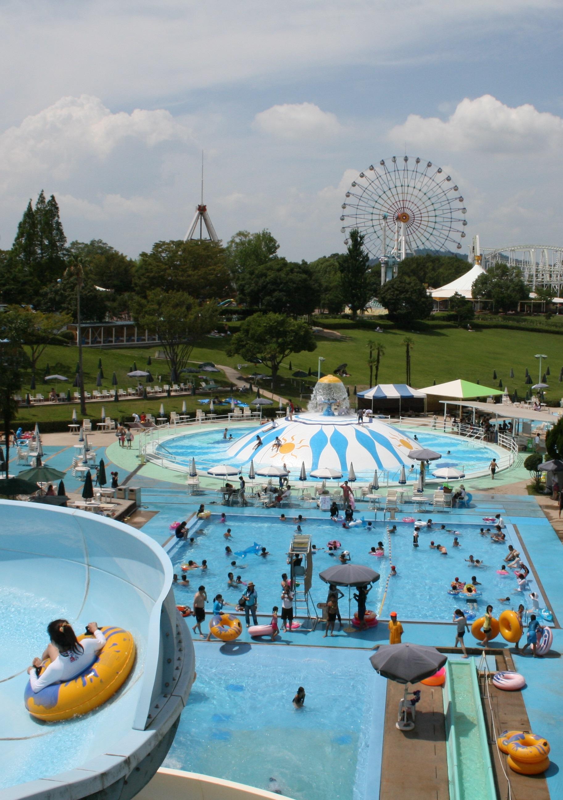 25周年「みろくの里」夏のプールは魅力的(みろくてき)!広島県内で一足早く7月12日にレジャープールオープン