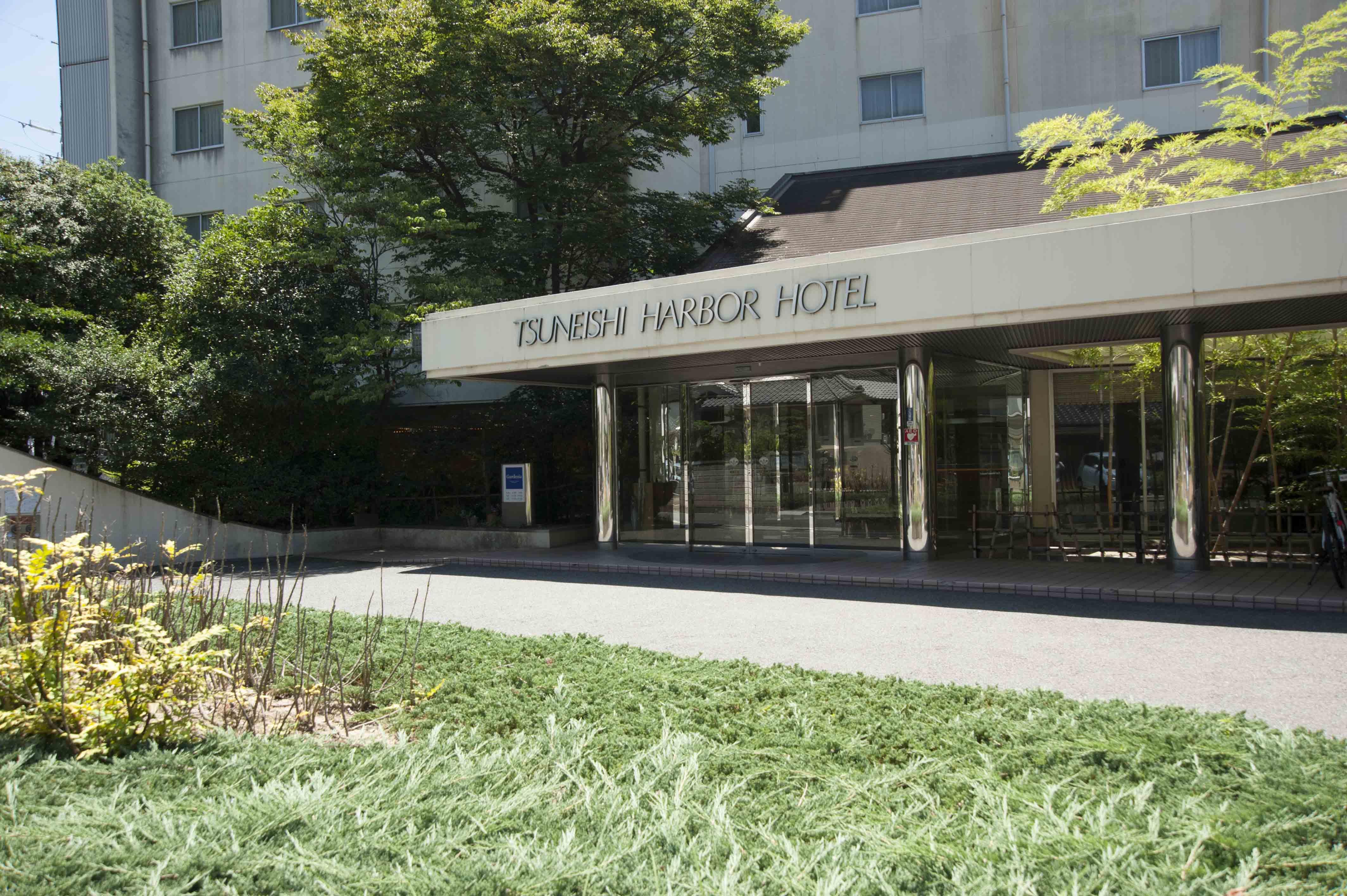 鞆の浦・尾道の観光に便利な「常石ハーバーホテル」
