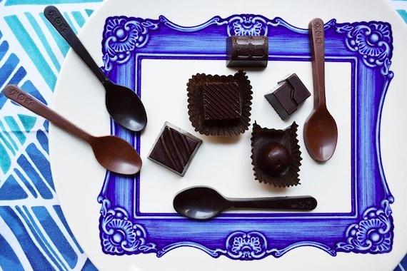ONOMICHI U2で、チョコレートの盛り付けデザインを学ぶワークショップ。「おいしいチョコレートパーティー学」受講者募集中