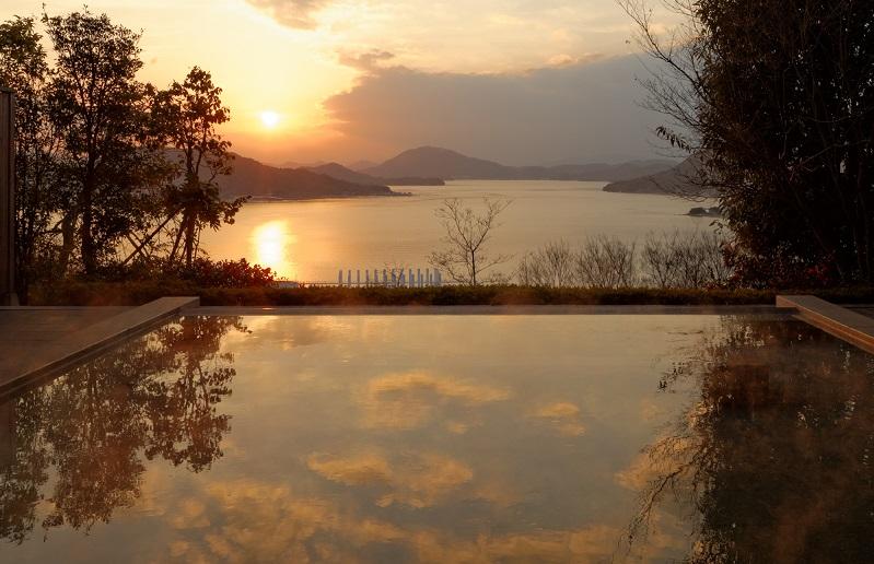 瀬戸内海、尾道温泉と一つになる…冬のこころとカラダをやさしく癒す、ベラビスタ境ガ浜の極上SPA(スパ)