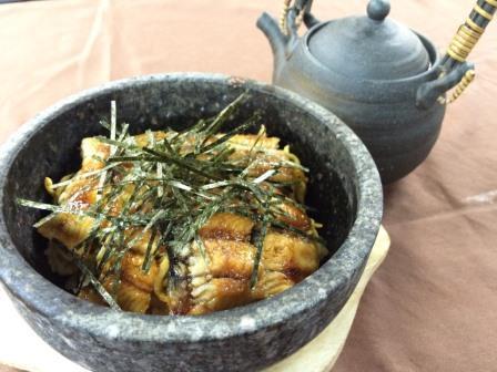 今月で終了!!夏のスタミナフェア「石焼きうな丼」2,000円
