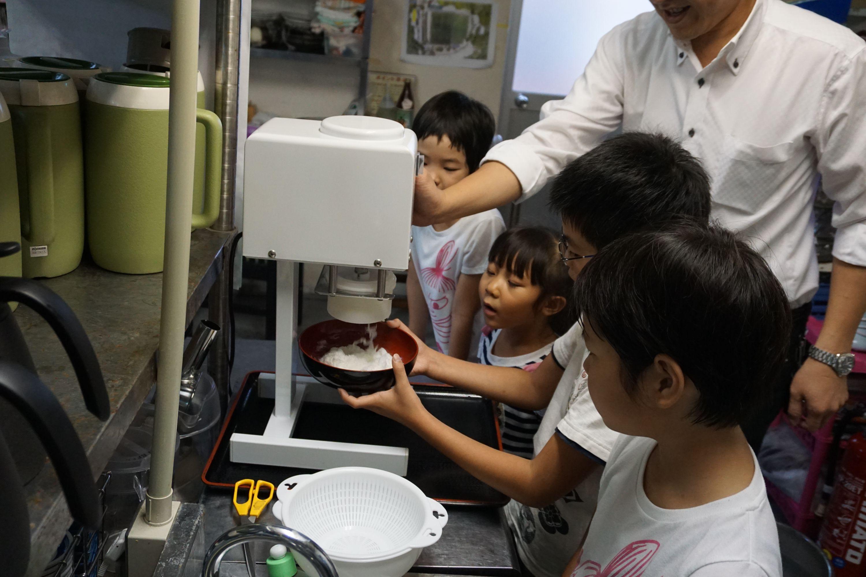 昭和の湯スイーツ作り体験