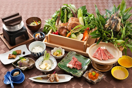 夏限定!神石高原ホテルから美味しい・ヘルシー「蒸篭蒸し」を楽しむ宿泊プランが登場