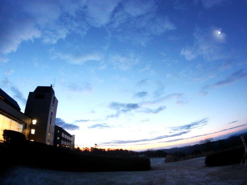 豊かな自然に囲まれた神石高原ホテル