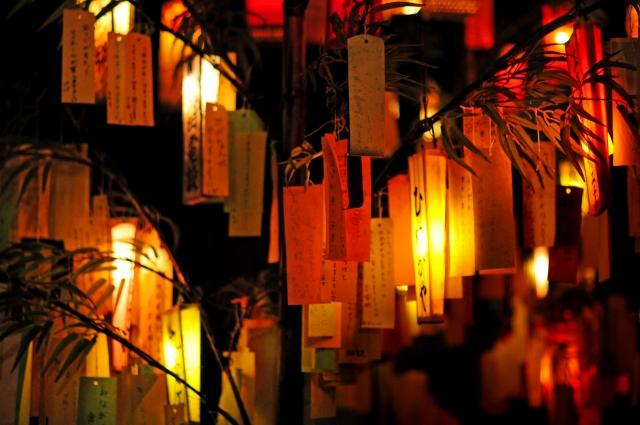 [神勝寺温泉 昭和の湯]7月は「七夕・縁日・土用の丑」などイベント満載