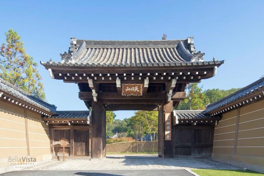 「神勝禅寺」の初詣へご案内いたします