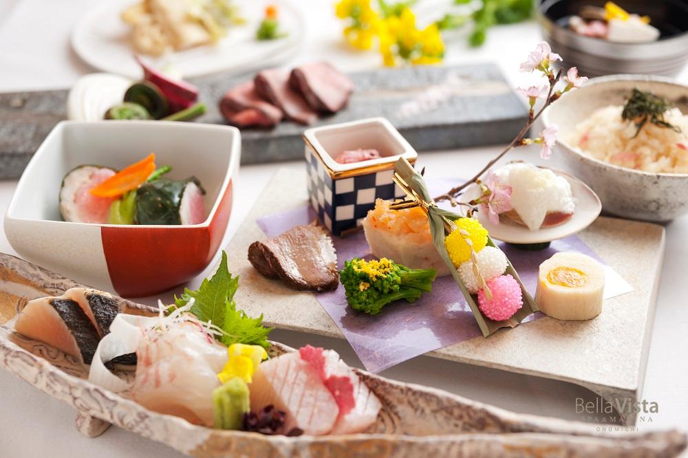 瀬戸内の春を和食文化として伝えるベラビスタ「瀬戸内 双忘」─甘美な心地の弥生の恵み