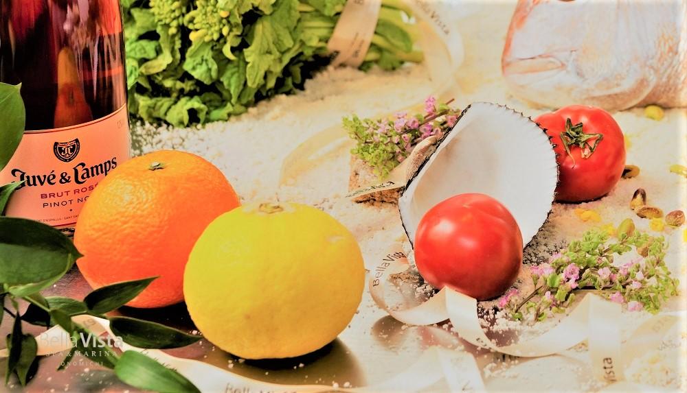 待ちわびた春の遊宴─ 瀬戸内リゾートが花咲かせる、彩りが躍動するベラビスタのスペシャル春ランチ
