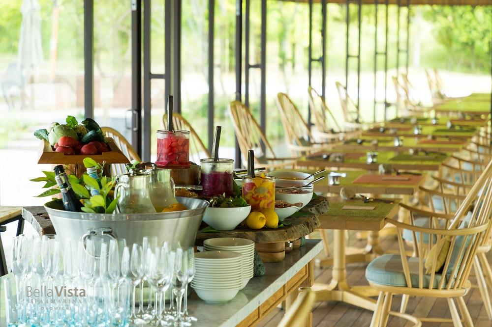 瀬戸内リゾートの先をゆく菜園仕立てのエレテギア─ 夏の身支度をととのえる軽やかな食彩